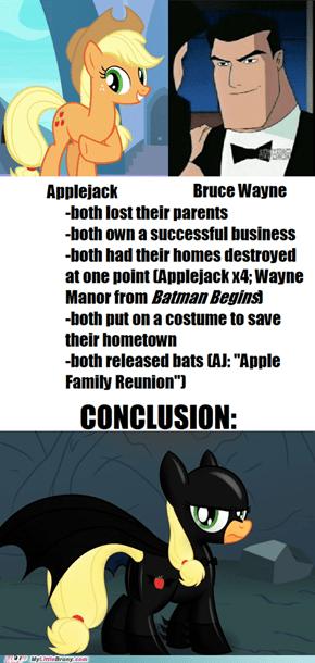 The pony we deserve...