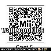 want cookies
