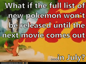 Say it's not so, Gamefreak...