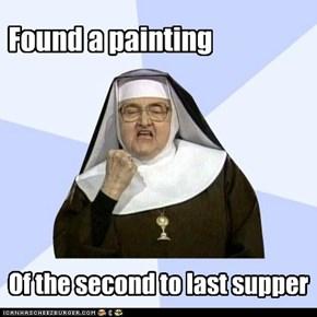 Successful nun