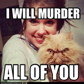 I WILL MURDER