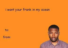 A Valentine's Day Card for Whoever You've Been Thinkin' Bout