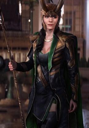 One Lovely Loki
