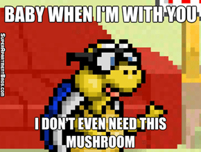 The other use for mushrooms