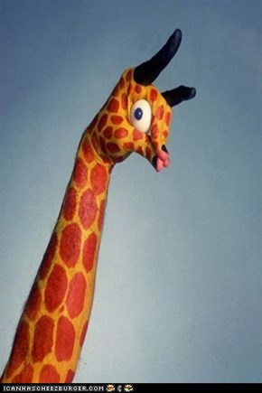 the best giraffe ever!!!