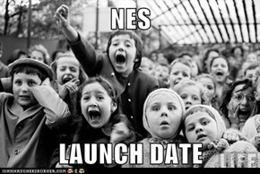 NES  LAUNCH DATE