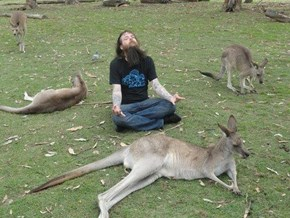 I Am One with the Roos