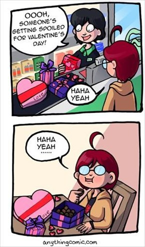 It's Going to be the Best Valentine's Day EVER