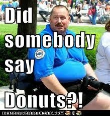 Did somebody say  Donuts?!