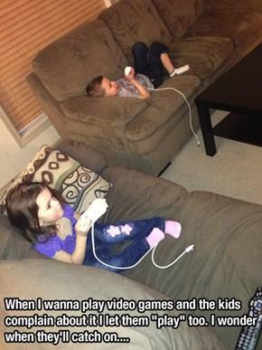 Kids Are so Dumb