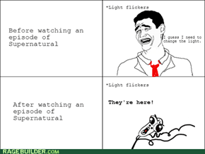 The Effects of Watching Supernatural