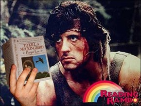 Reading Rambo