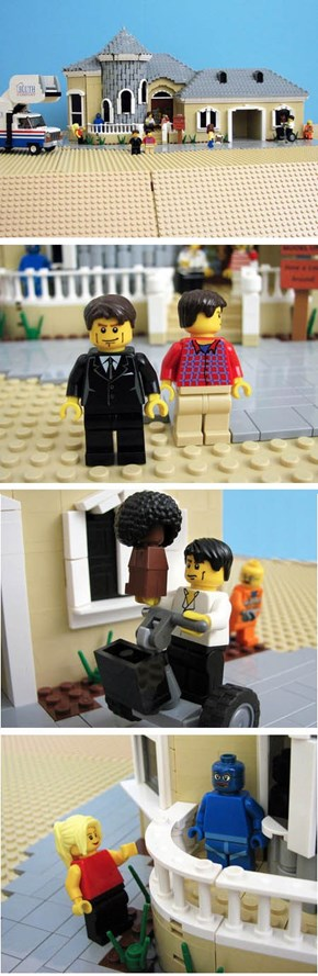 "The LEGO ""Arrested Development"" Set is the Coolest Thing You'll See all Day!"