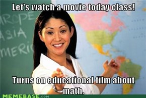 Movies At School Suck