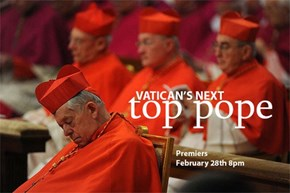 Spoof Ad of the Day: New Faces, New Attitude, New Pope