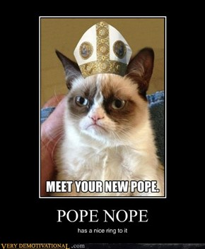 POPE NOPE