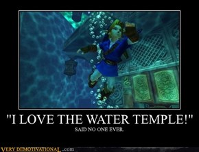 Water Temple Torture