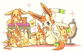 Does Eevee Become Ninfia When Traded Via the Pokemon Musical?