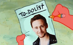 My Valentine's Day 'To-Do' List