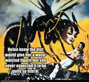 Everyone's just buzzing about that new fad diet!