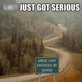 Speeding Kills