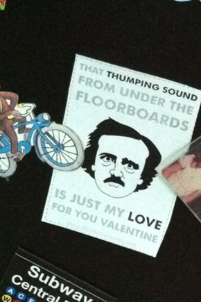Poe Was Such a Romantic!