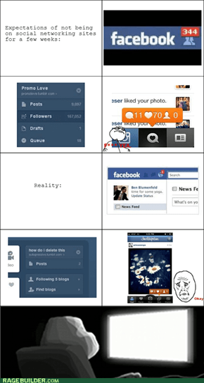 Social Network Reality