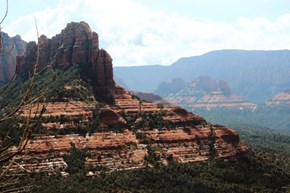 Stunning Rock Formations in Sedona, Arizona