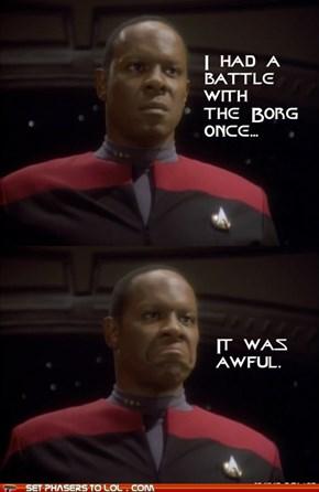 Captain Benjamin Sisk-NO!