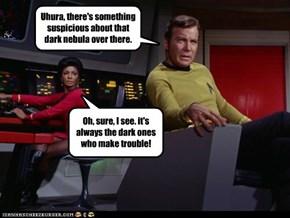 You're a Jerk, Kirk