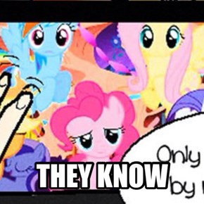 Pinkie isn't the only one…