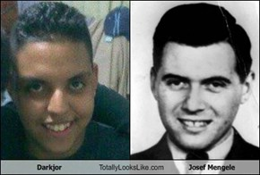 Darkjor Totally Looks Like Josef Mengele