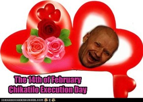 Happy Chikatilo Execution Day