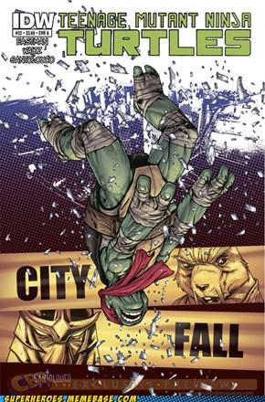City Fall