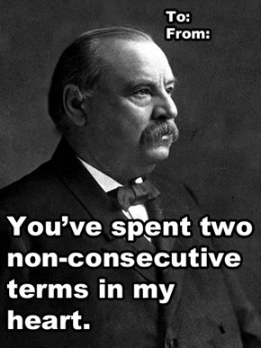 Grover Cleveland Has a Secret