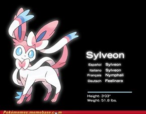 Introducing SYLVEON