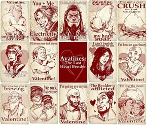 You Put Me in the Avatar State, Valentine