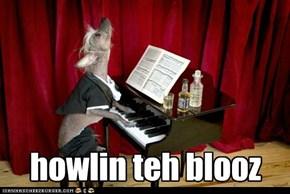 howlin teh blooz