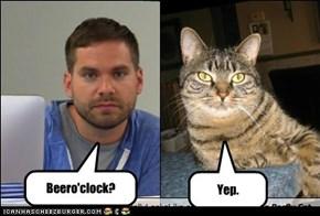 Beero'clock?