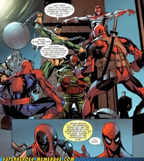 Deadpool Goes By Many Names