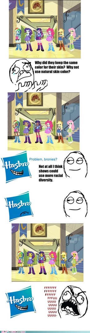 Hasbro is Best Troll