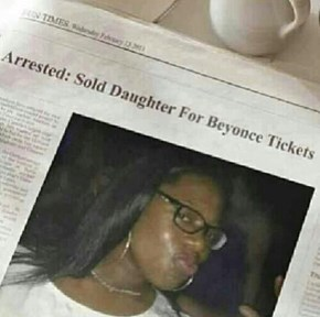 Who Could Blame Her?