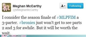 Season 3 finale is a 3-parter
