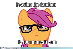 An Excuse For Those Who Freaked Out About Alicorn Twilight