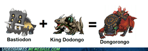My First Thought When Seeing Dongorongo