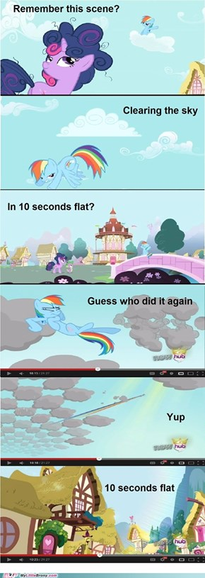 10 Seconds Flat