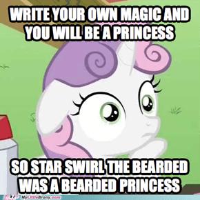 Bearded Princess