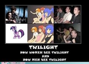 TWILIGHT SPARKE VS S**T TWILIGHT