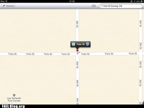 You've Gone Too Far, Apple Maps!