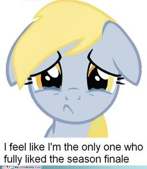 I really, really do...
